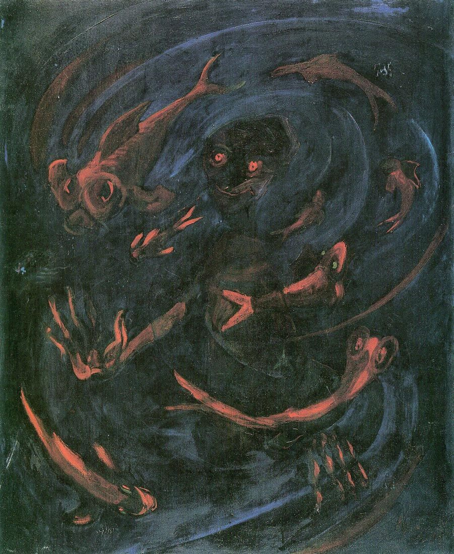 The dream of the fish [1] - Walter Gramatte